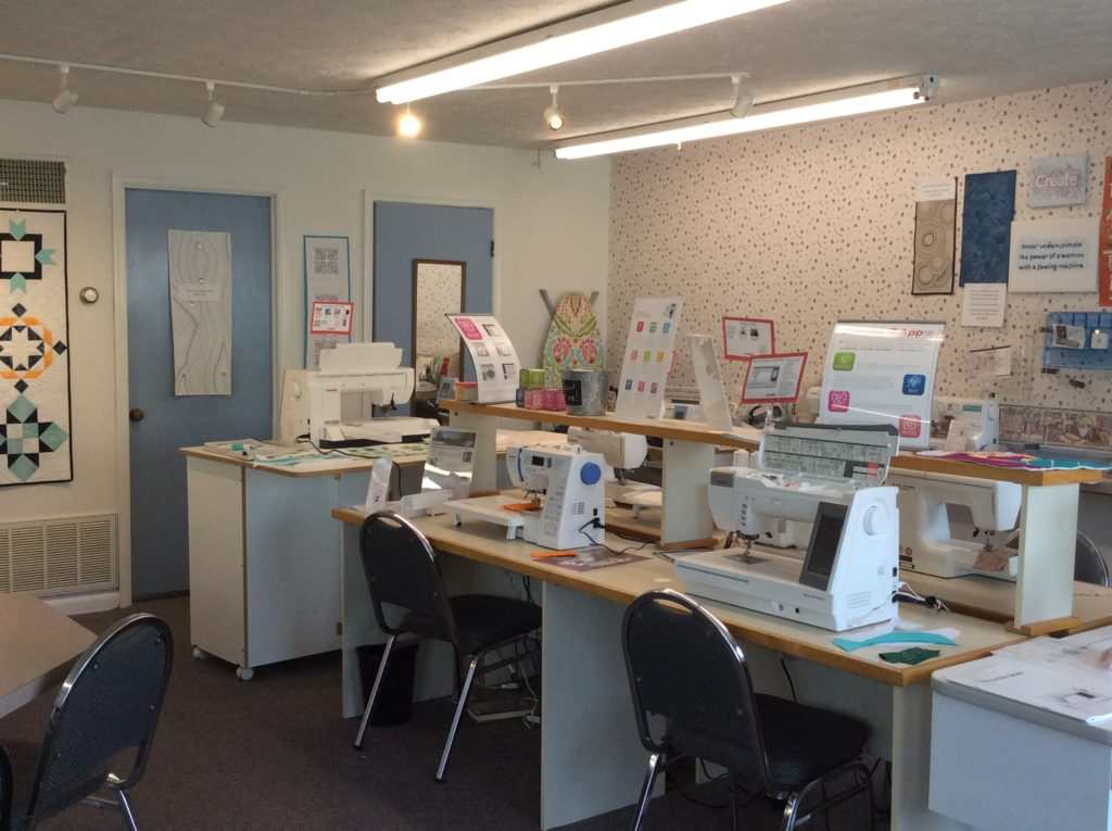 Sew Simple of Lynchburg sewing machine sales and repair in Lynchburg
