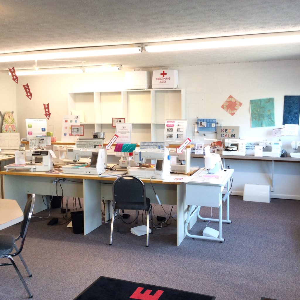 Sew Simple of Lynchburg Sewing machine sales and repair