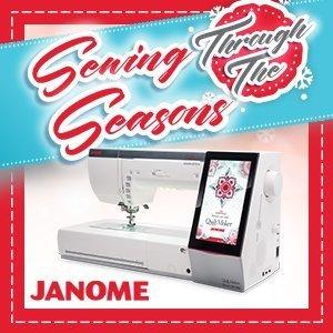 Janome Quilt Maker 15000
